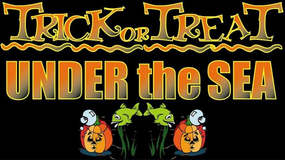 Trick or Treat Under the Sea at NC Aquarium on RoanokeIsland