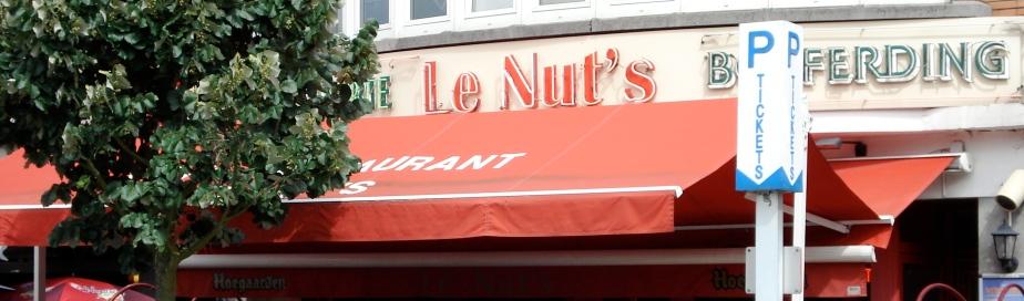 Le Nut's Restaurant in Bastogne, Belgium