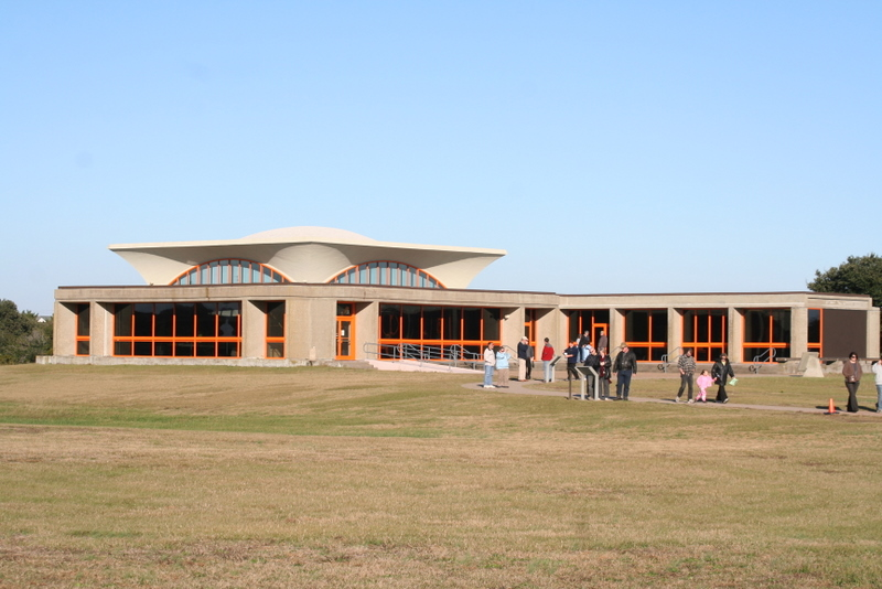 Wright Brothers National Memorial Visitor Center
