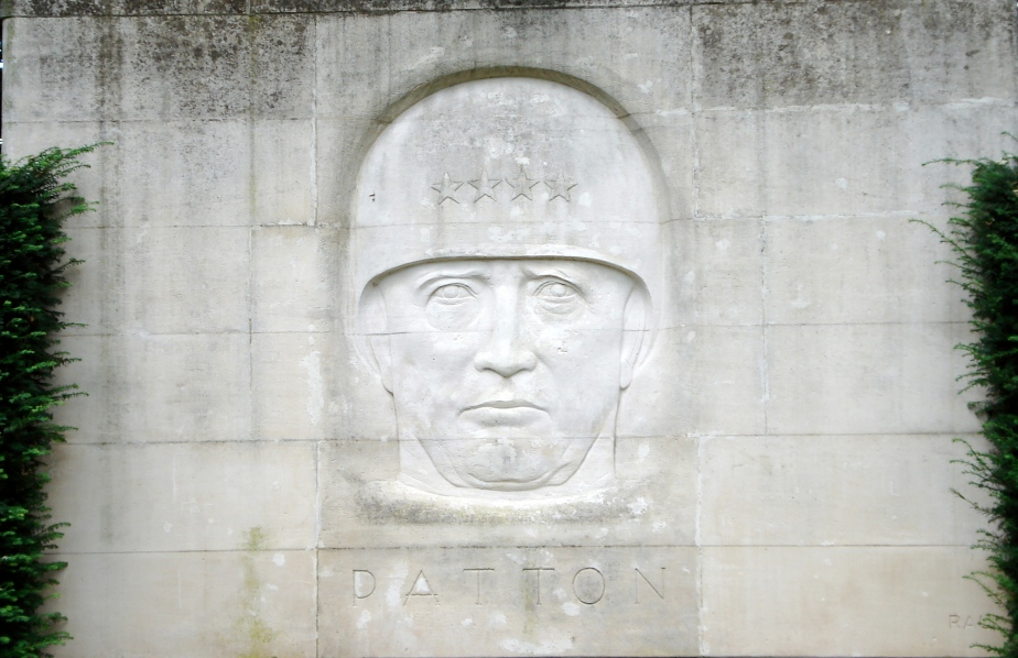 General George S. Patton Monument